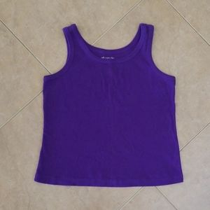 Cato Purple Tank Top